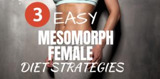 diet plan for mesomorph